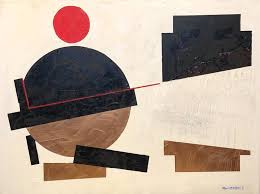 Unbalanced equilibrium Painting by Ivan Malevich   Saatchi Art