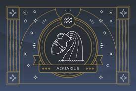 The Zodiac Sign Aquarius Symbol - Personality, Strengths, Weaknesses –  Labyrinthos